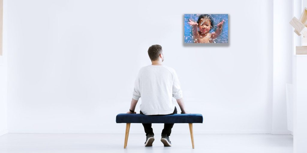 Acrylic Wall Mount Special